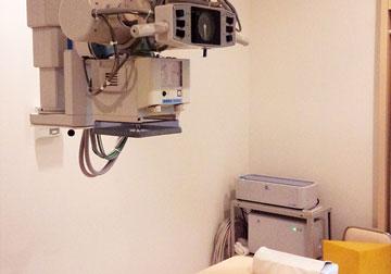 X線診察室